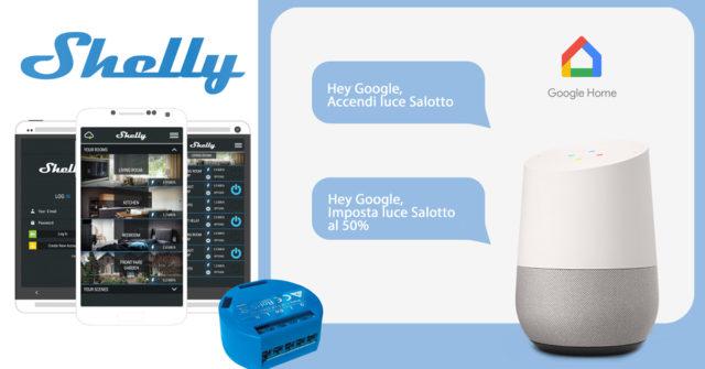 shelly-google-home