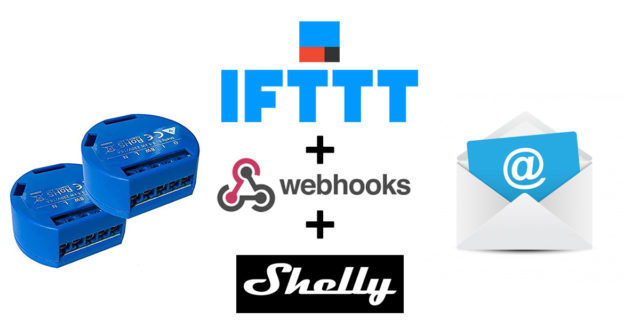 shelly-to-email-ifttt