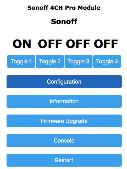 4-sonoff-4ch-pro-tasmota-firmware-esp8285-installed