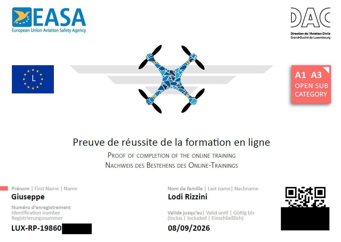 easa-attestato-drone